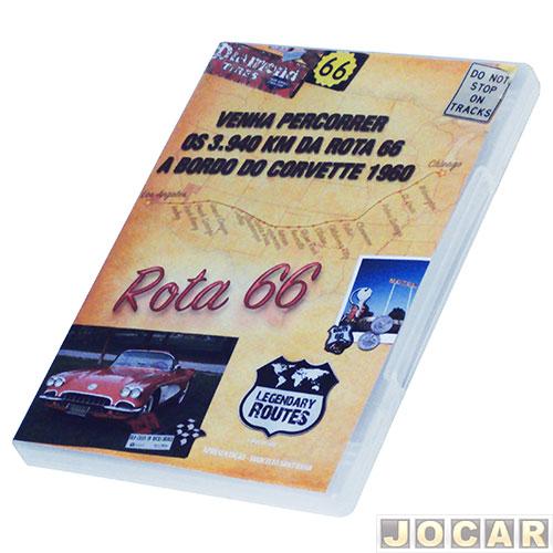DVD Auto+ Legendary Routes 66 – os 3.940 km da Rota 66 – 84 minutos 0ce8eed27a720