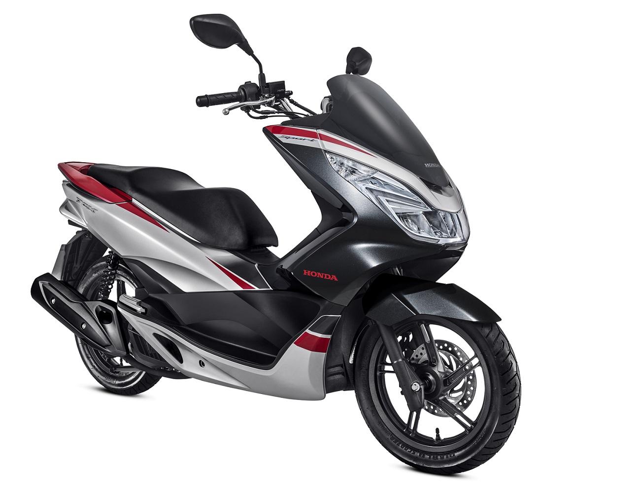 Honda pcx 150 ganha nova vers o sport automais for 2017 honda pcx 150