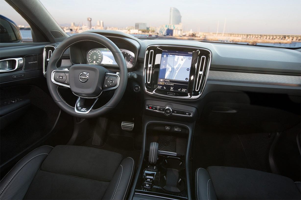 Novo Volvo Xc40 Teve 200 Unidades Reservadas Em Sete Dias