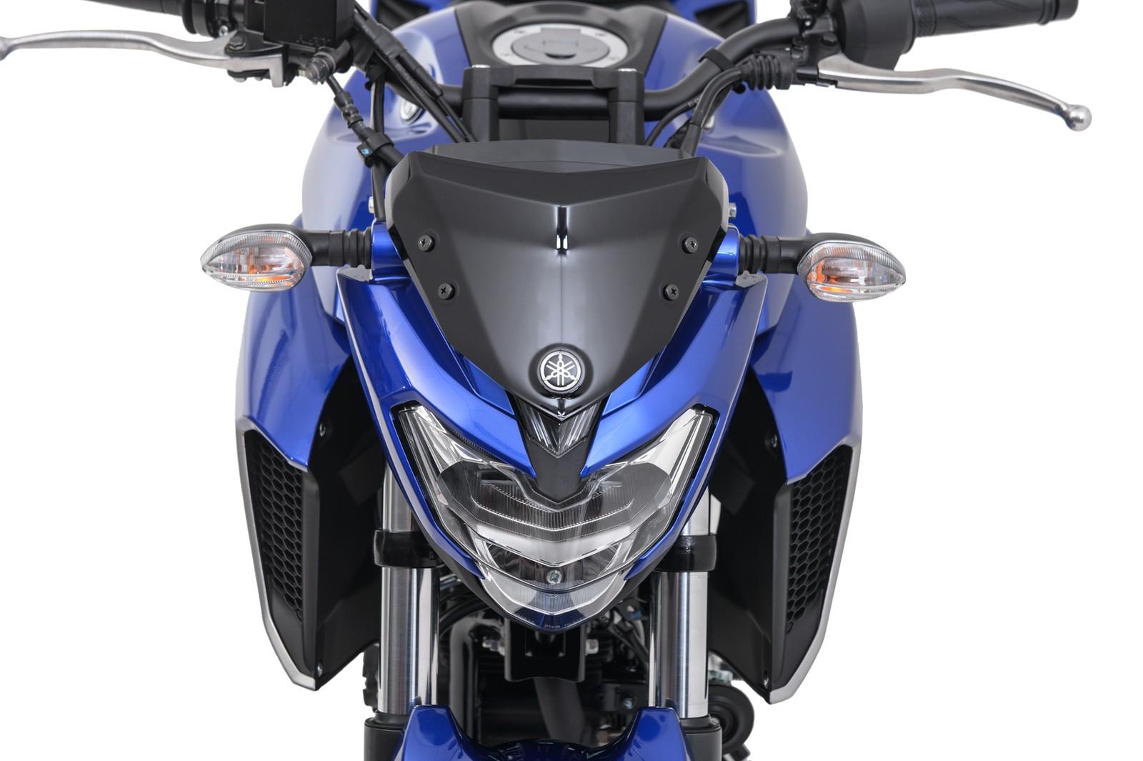 Sal o duas rodas yamaha fazer 250 muda por completo for Yamaha fazer 250