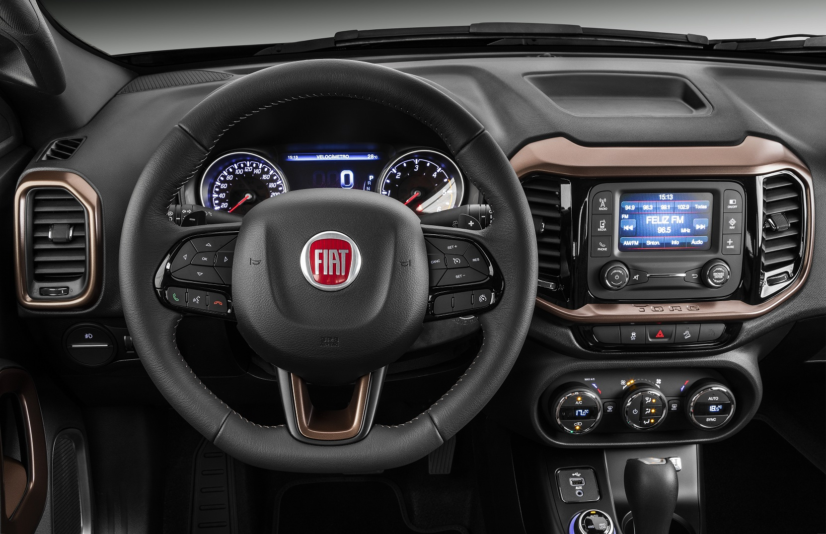 """Versão de """"luxo"""", nova Fiat Toro Ranch é lançada por R ..."""