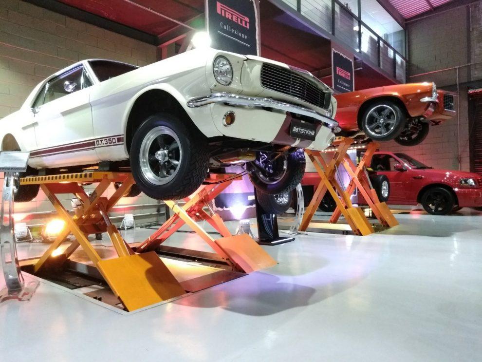 c4086f6515 Pirelli lança linha de pneus para carros antigos - Automais