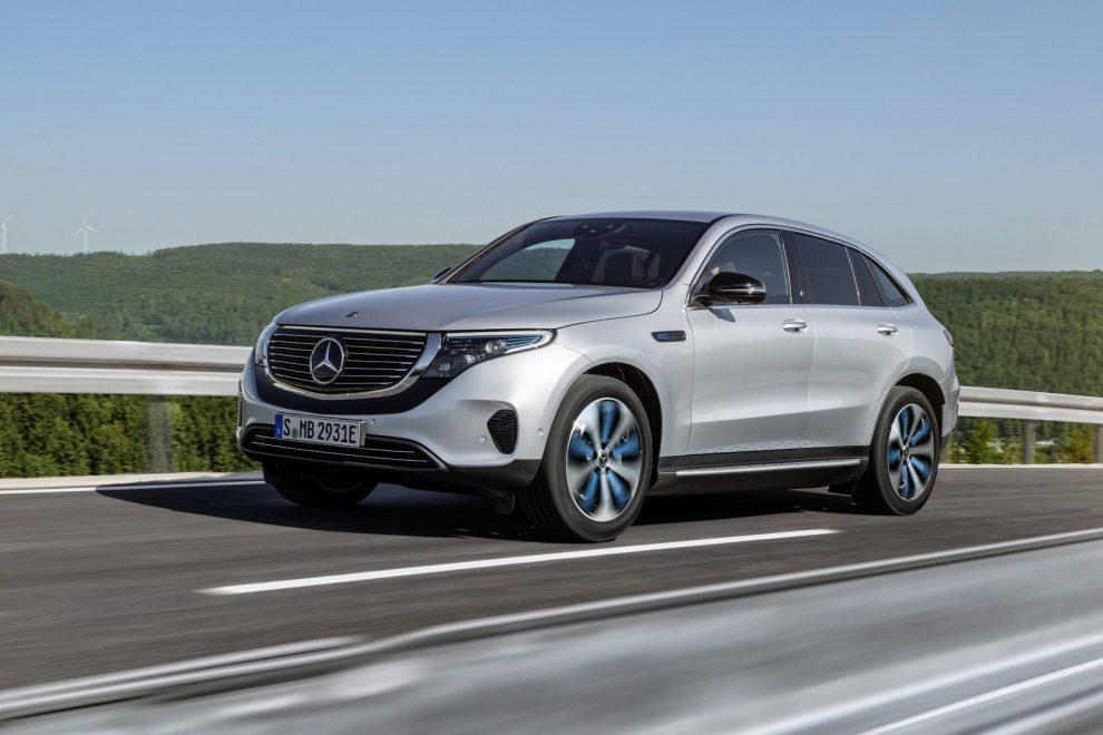 82db1095db Mercedes-Benz EQC  SUV elétrico acelera que nem esportivo - Automais