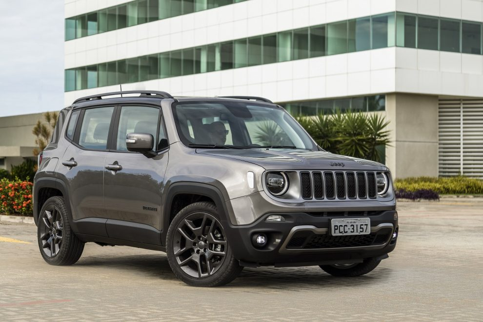 Jeep Renegade 2019 muda pouco, mas fica mais barato - Automais
