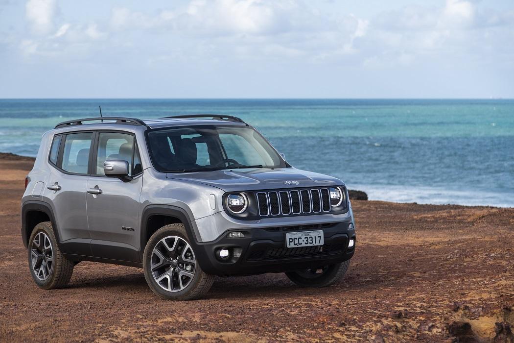 Jeep Renegade Longitude - Automais