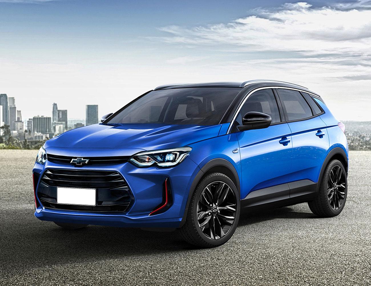Novo Chevrolet Tracker vai ganhar plataforma global - Automais