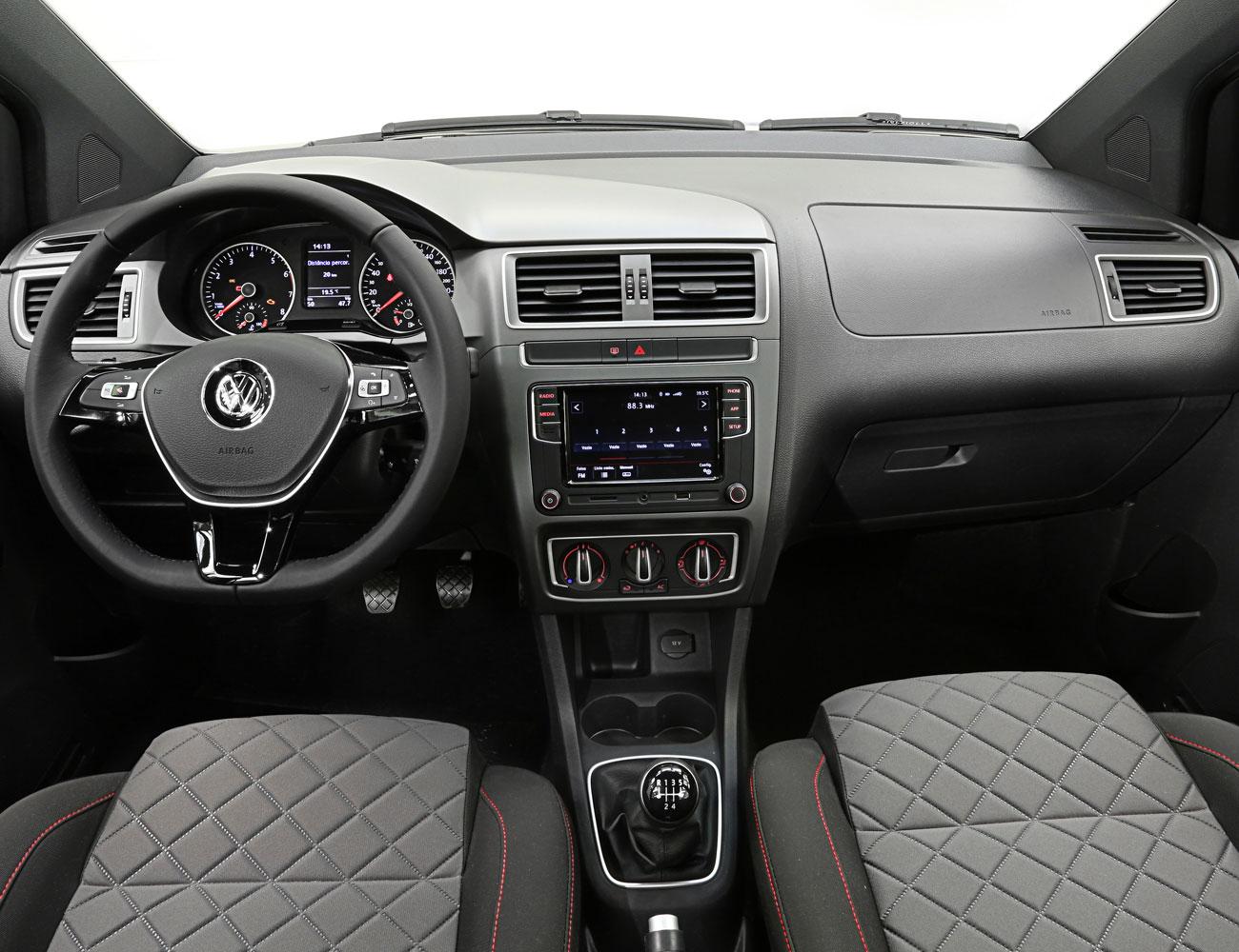 Volkswagen Fox Xtreme Painel - Automais