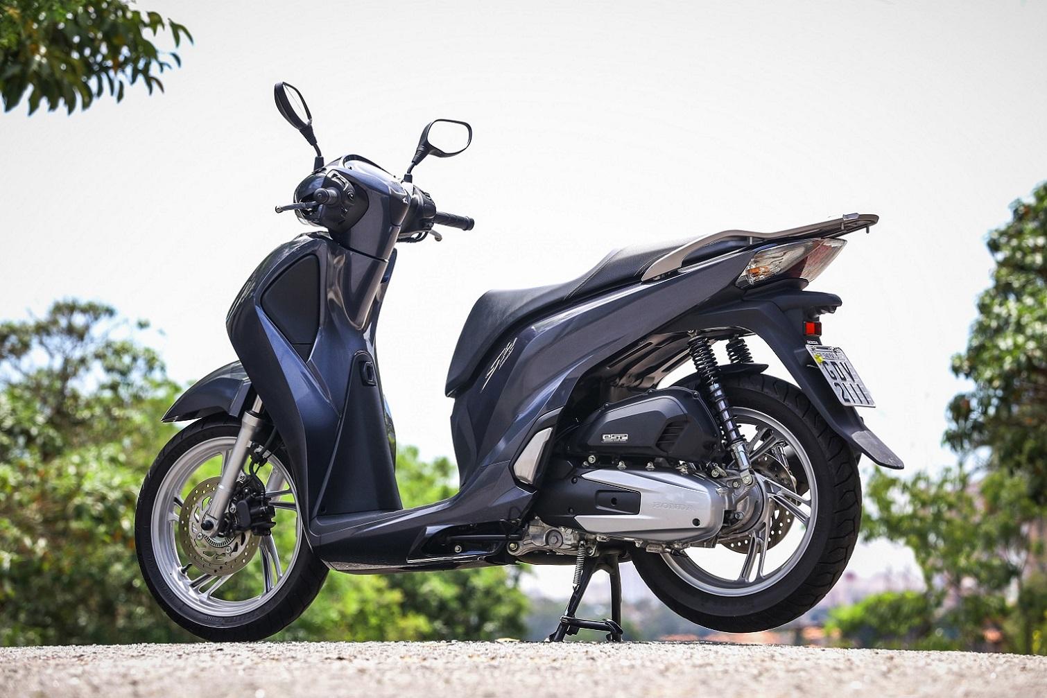 honda sh 150i tem poucas novidades na linha 2019