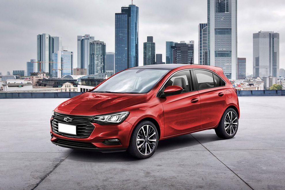 Novos Chevrolet Onix e Prisma chegam ainda em 2019 - Automais 7da8bf5e6076a