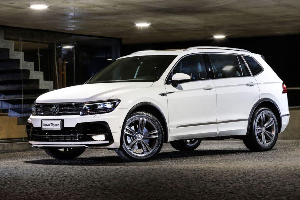 Recall  Volkswagen chama Tiguan Allspace por falha no chicote elétrico 262a0eec541fc