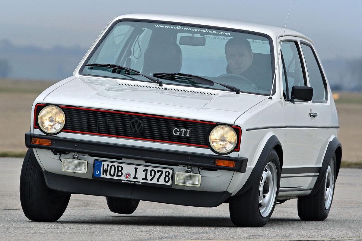 ed04118f50 Volkswagen Golf  45 anos de história - Automais