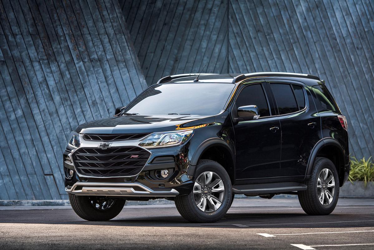 Novo Chevrolet Trailblazer é flagrada na Europa - Automais