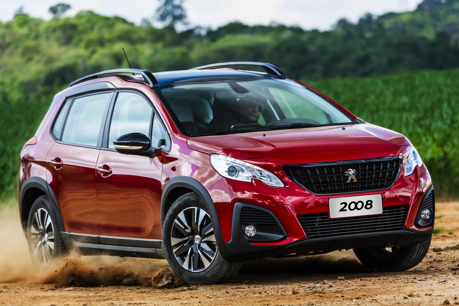 Peugeot 2008 Linha 2020 Com Novo Visual E Motor Thp Automatico Automais