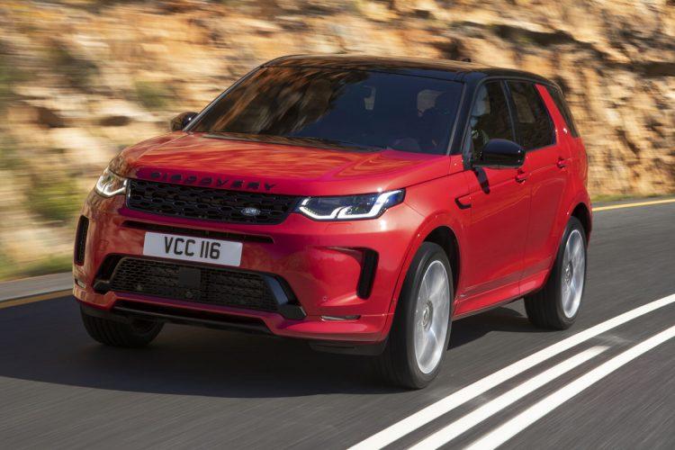 Land Rover Discovery Sport - vendas