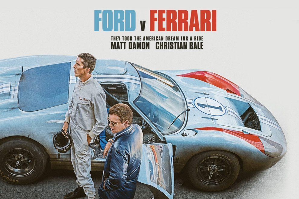 Ford X Ferrari Filme Tem 2º Trailer Liberado Automais