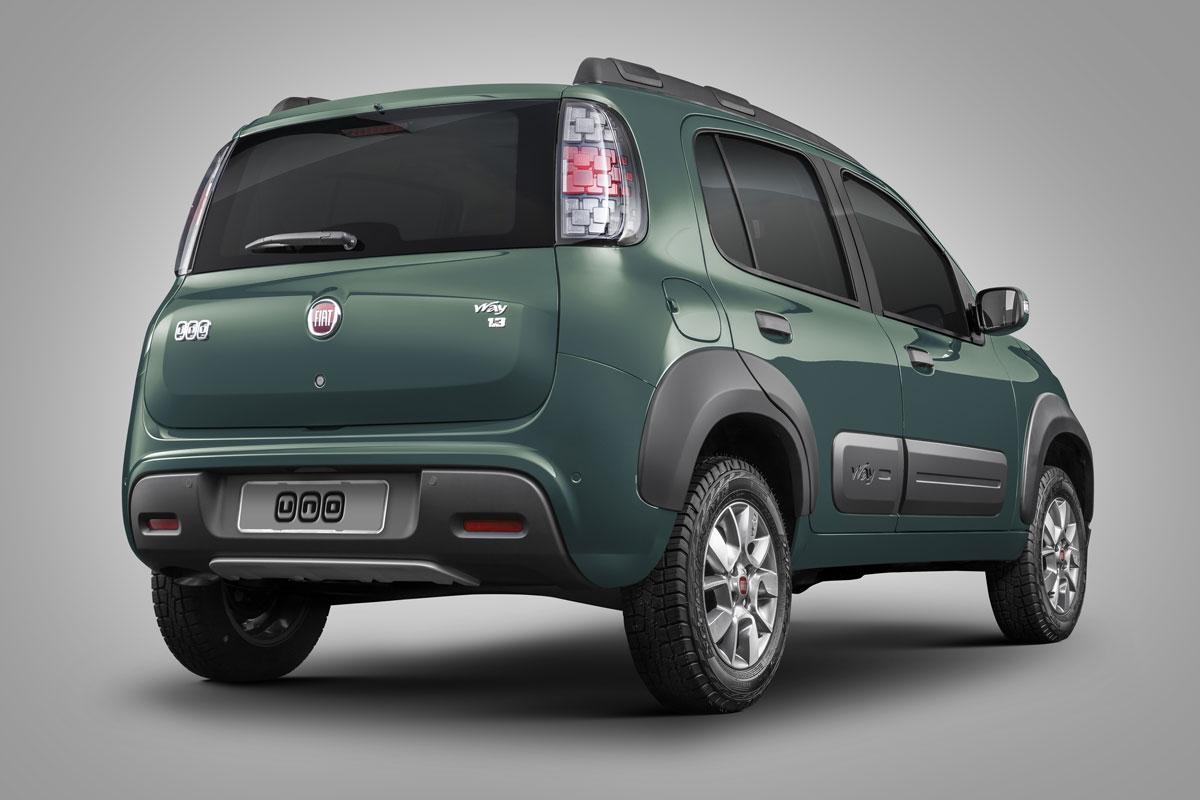 Fiat Uno Way Chega A Linha 2020 Precos Partem De R 48 690 Automais