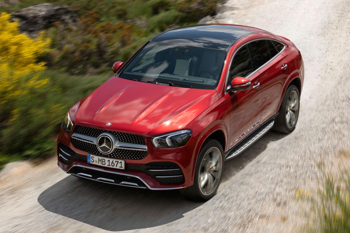 Mercedes Benz Gle Coupe Divulgacao Automais