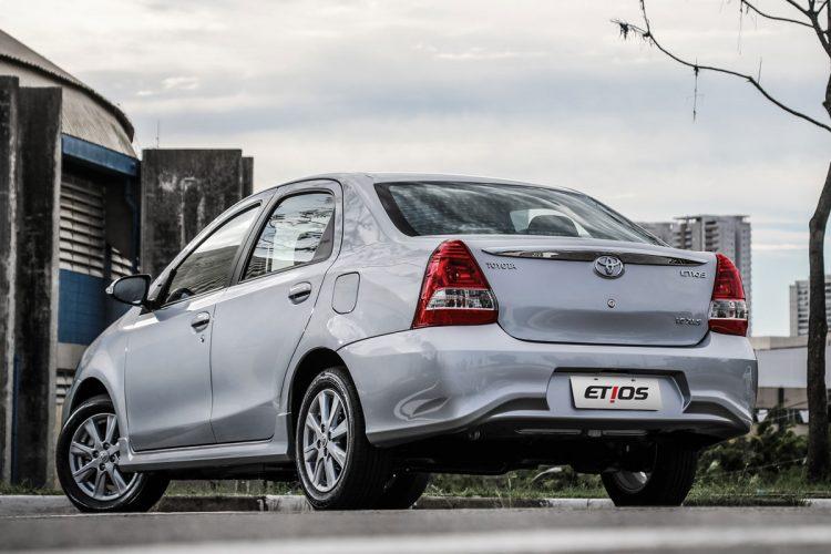 Toyota Etios Sedã [divulgação]