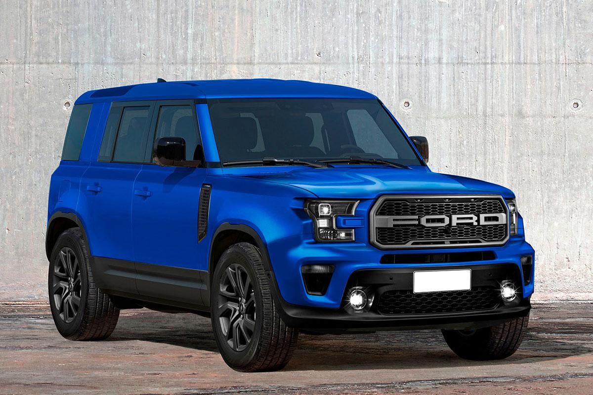 Baby Bronco Ford Inicia Testes Do Novo Suv Automais