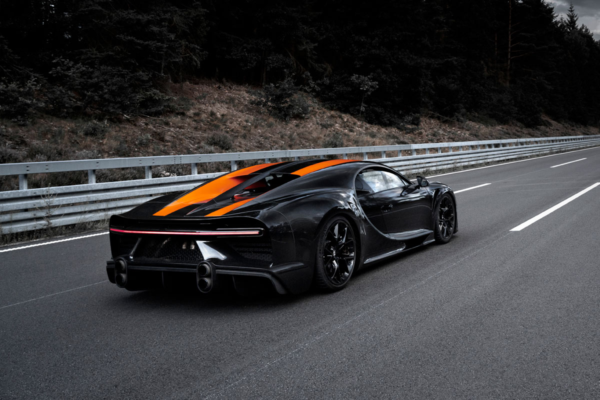 Bugatti Chiron Super Sport 300 Divulgacao Automais