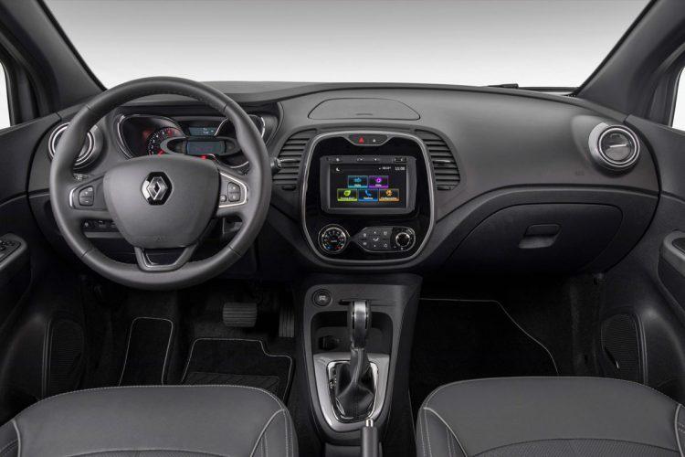 Renault Captur Bose (divulgação)