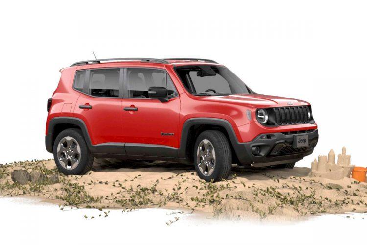 Jeep Renegade STD - veículos mais vendidos