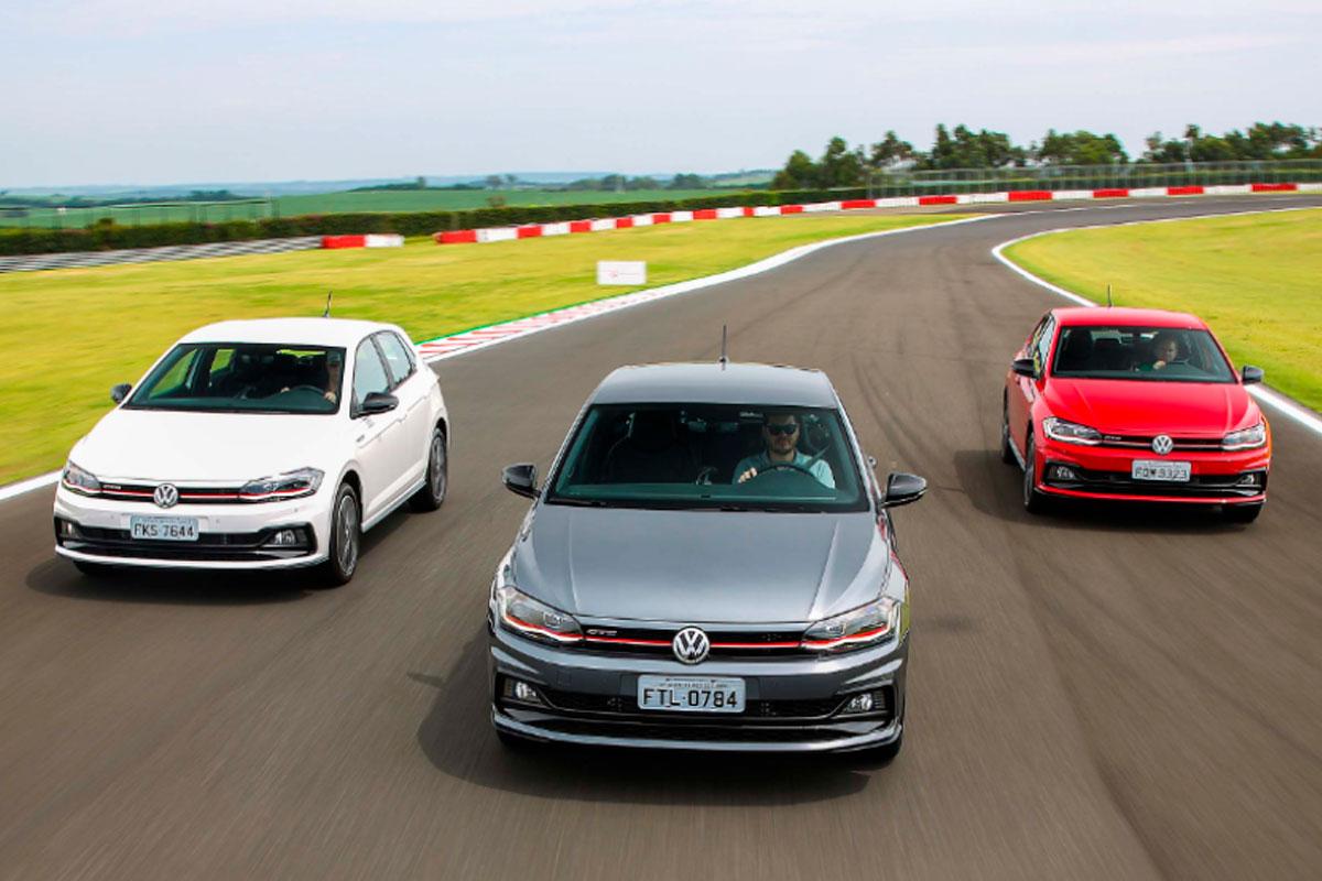Volkswagen Polo GTS (divulgação)
