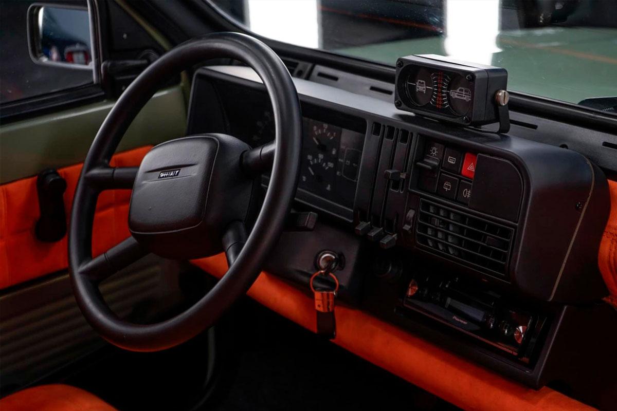 Fiat Panda 4x4 Ev Divulgacao Automais