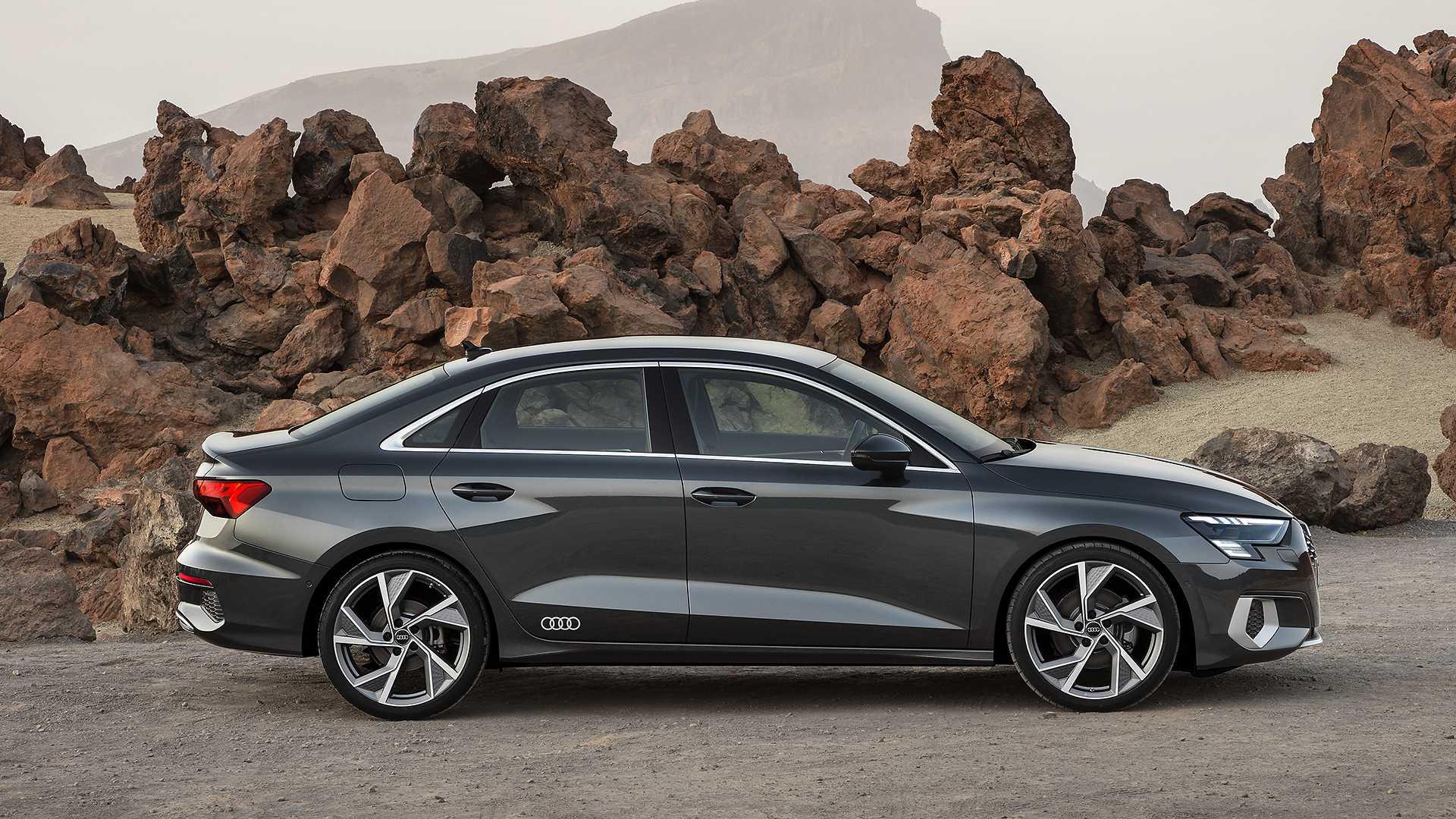 Audi A3 Sedan Evolui Para A 2ª Geracao Automais