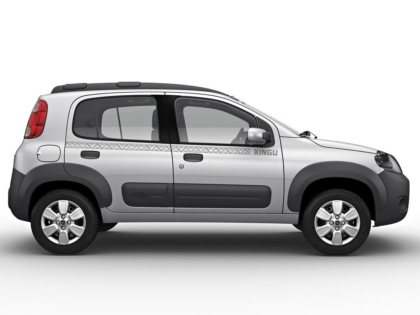 Fiat Uno Way Xingu