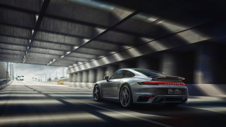Porsche 911 Turbo S - vendas