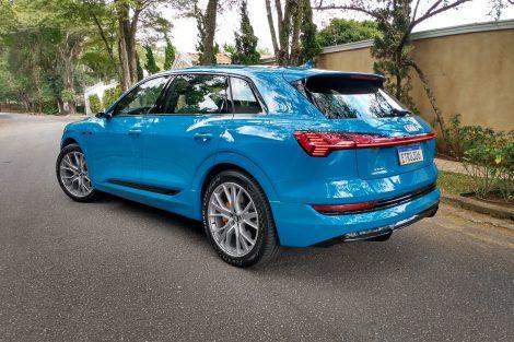 Audi e-tron - Dia Mundial do Meio Ambiente