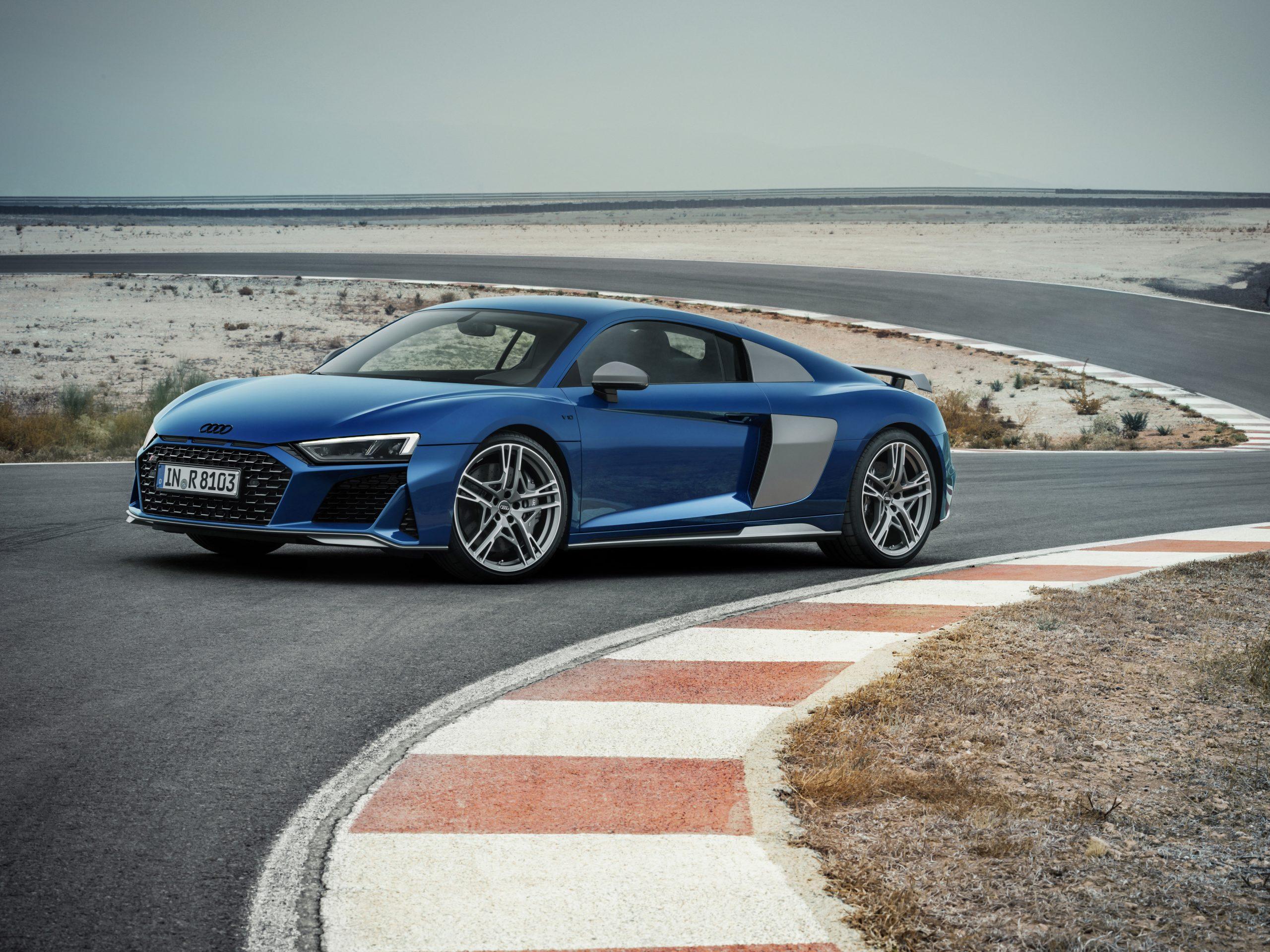 Audi R8 Coupe V10 Performance Quattro Automais