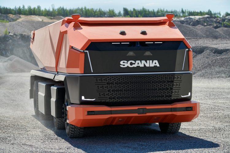 Mundo dos Pesados Scania AXL