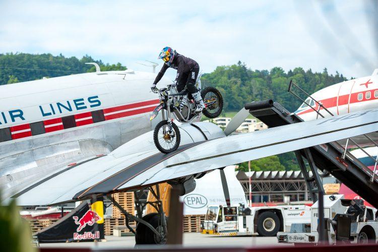 Piloto de Moto Manobras