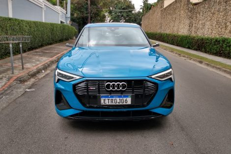 Audi e-tron - Meio Ambiente