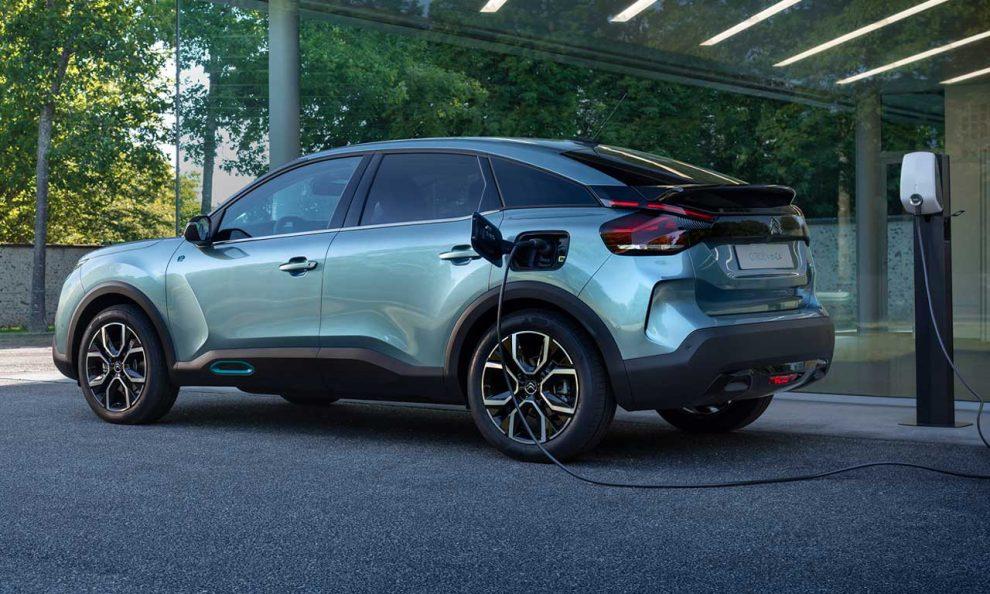 Novo Citroën C4