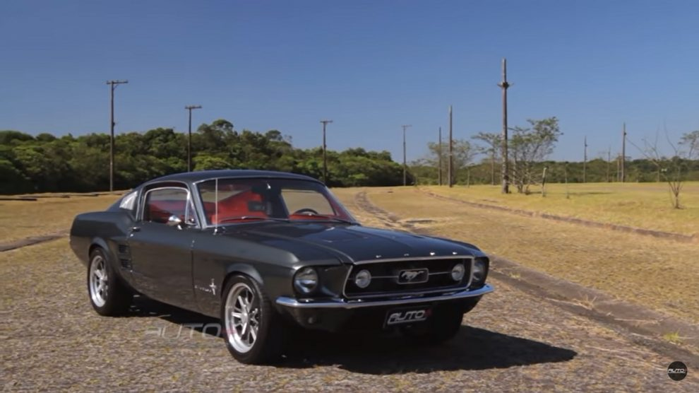 Mustang Fastback 1967
