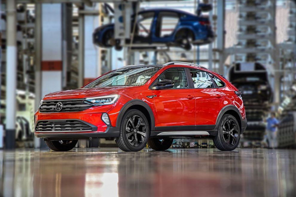 Volkswagen inicia produção do Nivus