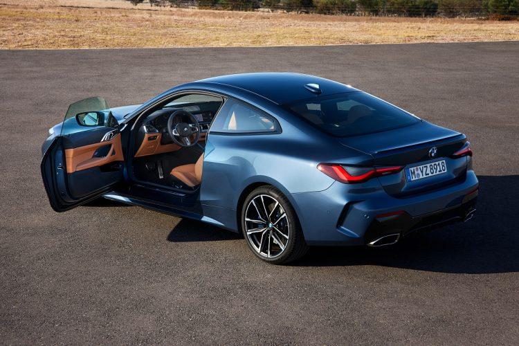 BMW Série 4 top dez