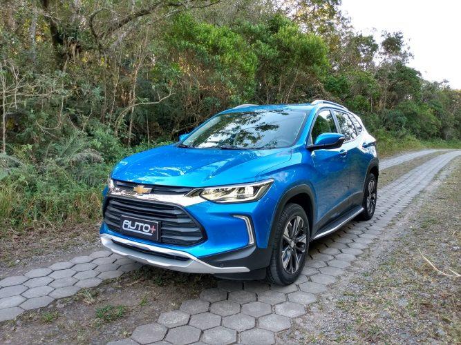 tracker - veículos mais vendidos