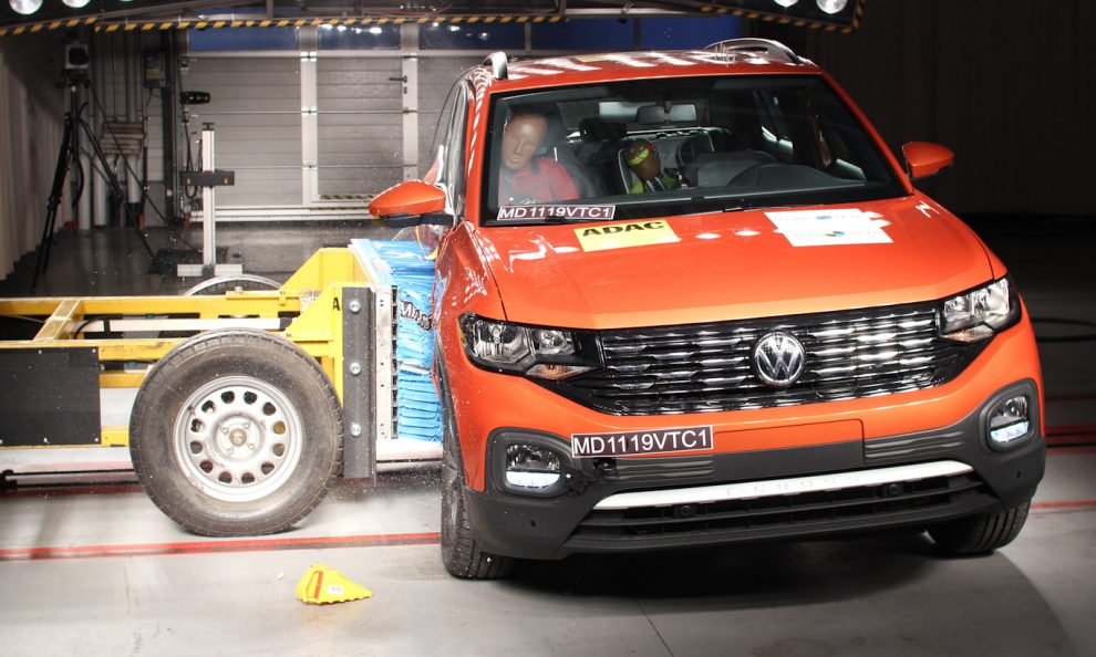 VW T-Cross [Latin NCAP]