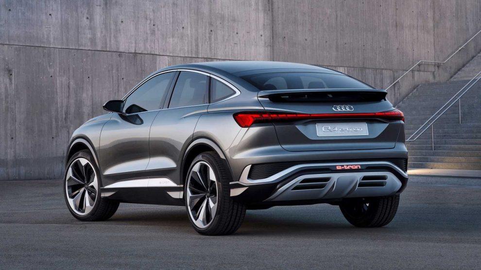 Audi Q4 Sportback