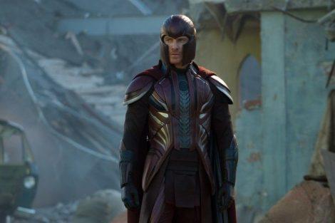 Michael Fassbender - Magneto