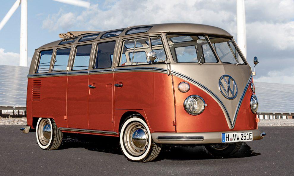Volkswagen Kombi Fusca elétrica