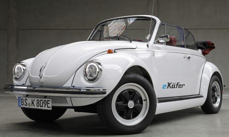 Volkswagen Fusca elétrico