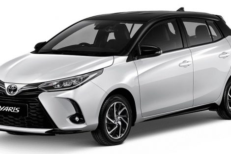 Toyota Yaris 2021 [divulgação]