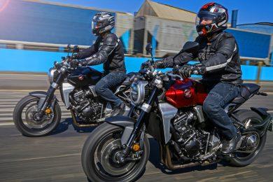 Honda CB 1000 R [divulgação]