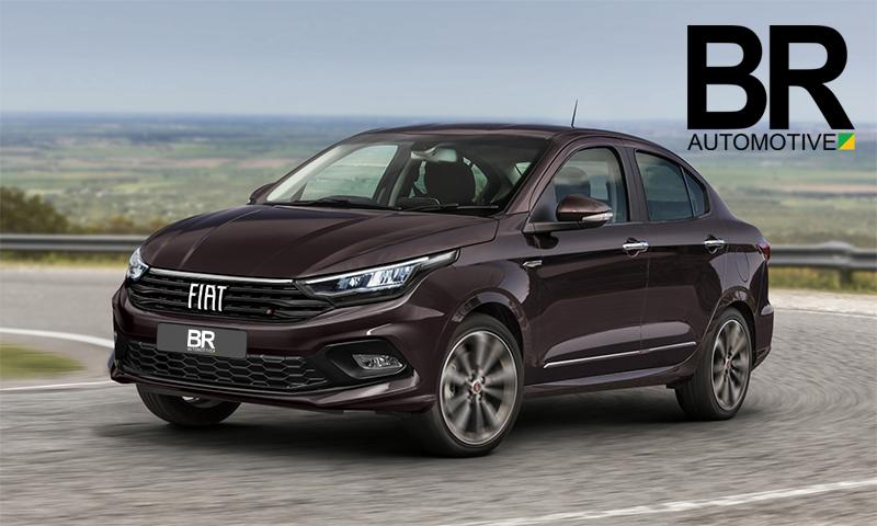 Fiat Cronos 2021 [@brazilautomotive]
