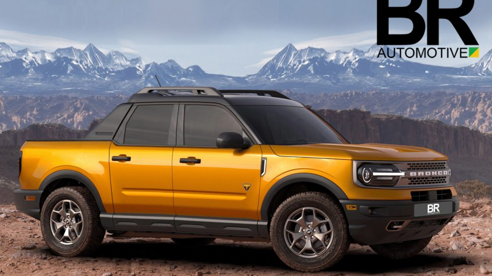 Ford Bronco Maverick